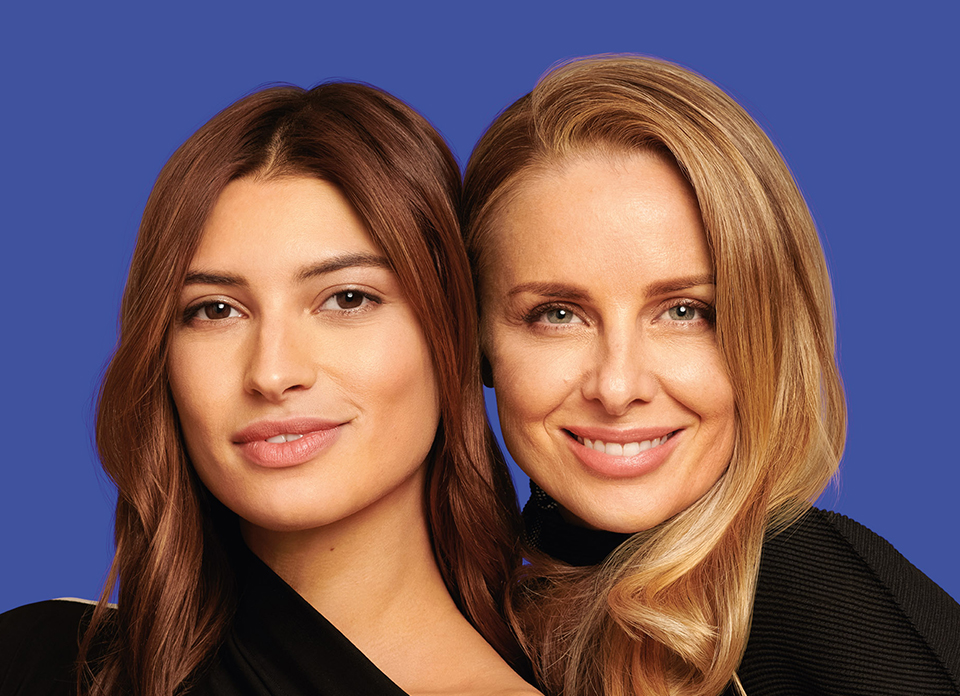Juvederm | female model